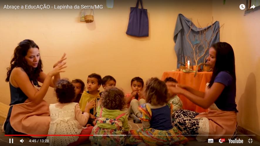 Conheça a EducAÇÃO Lapinha da Serra