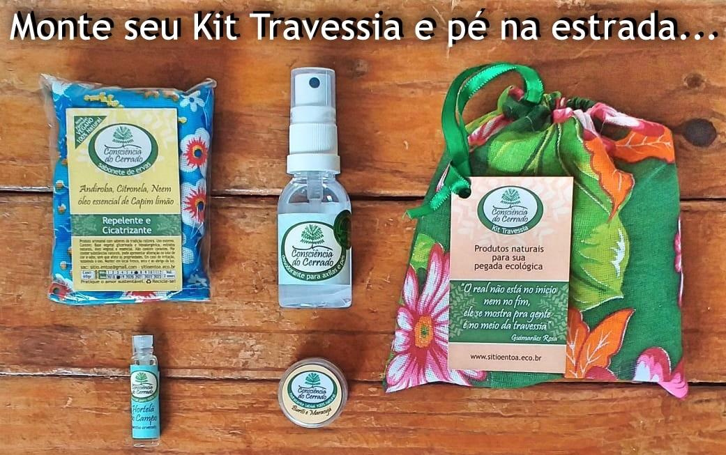 Lançamento Kit Travessia