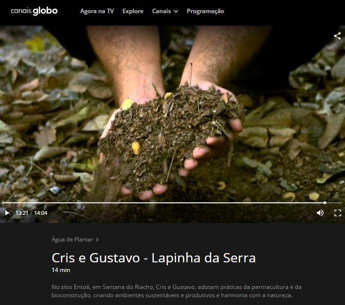 Vídeo - Agua de Plantar
